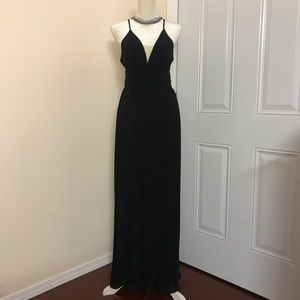 Black Maxi Dress size S